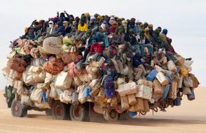 اللاجئين السودانيون